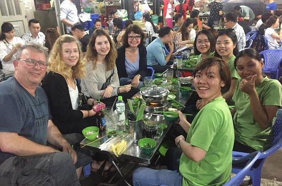 Private Saigon Night Food Tour by...