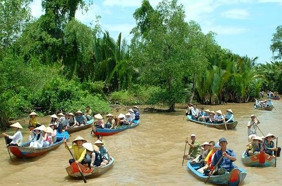 MeKong Flusskreuzfahrt inklusive...