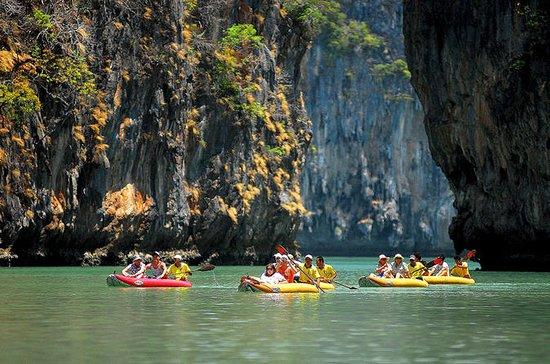 Phang Nga Bay ved Luksus Big Boat...