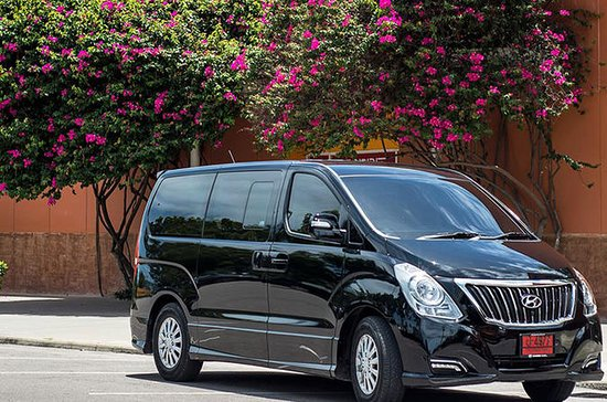 Private Phuket Airport or Hotel Transfer for Small Group