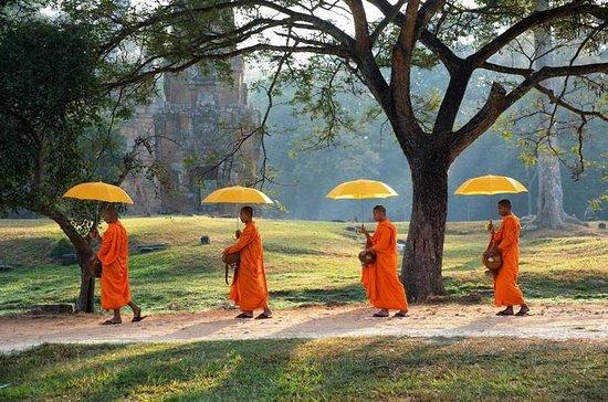 4D3N-Overland til Kambodsja, Angkor...