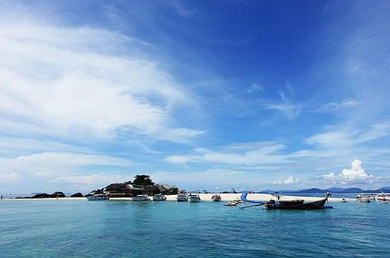 HALF DAY KHAI ISLAND TOUR WITH...