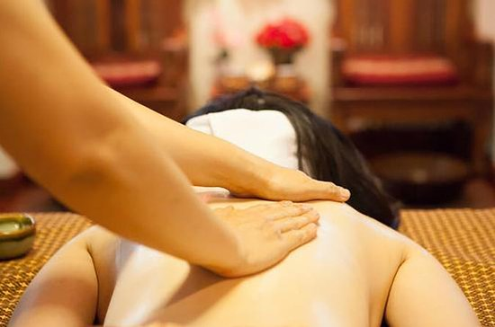 Masaje aromático de 1 hora