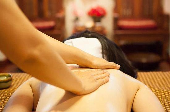 Aroma-massage van 1 uur