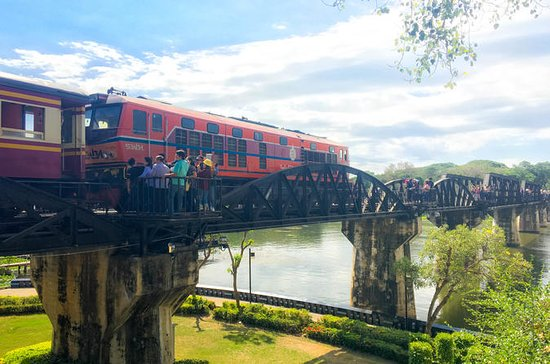 Private Tour : Kanchanaburi and the...