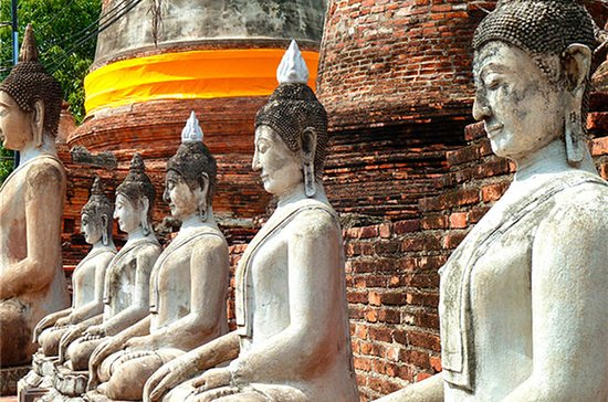 Ayutthaya Private Day Tour from...