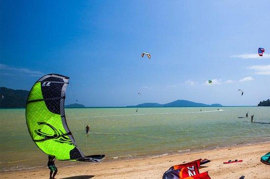 Kitesurfing lessons in Phuket