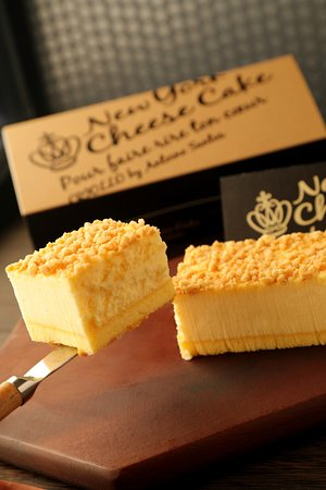Criollo Nakameguro: ニューヨークチーズケーキは濃厚でなめらか