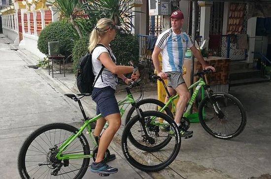 Tour de vélo classique à Bangkok