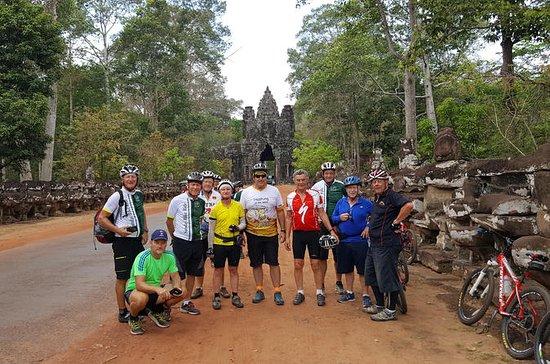 BIKING 8days 7nights BANGKOK to ANGKOR WAT (Thailand Cambodia)