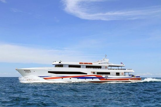 Phuket to Koh Samui by Lomprayah Coach and Laemsor Ferry