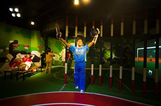 Madame Tussauds Bangkok Admission...