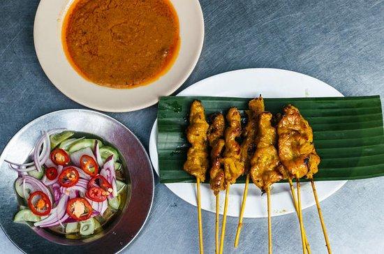 Chef-designed Bangkok Food Tour for 8...