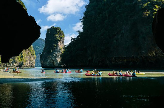 Canoeing Through Phuket's Secret ...