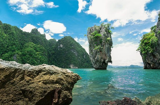 007 Excursion James Bond Island et...