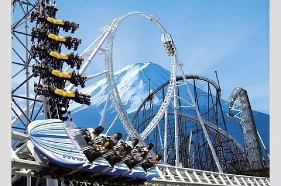 Fuji-Q Highland Afternoon Admission...