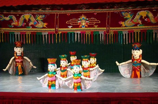 Water Puppet Show in Ho Chi Minh City ...