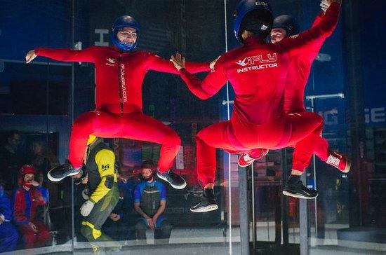 Dallas Indoor Skydiving Erfahrung