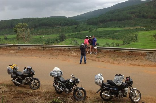 Dalat - Central highlands - Saigon 4...