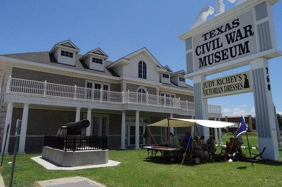 Texas Civil War Museum and Fort Worth ...