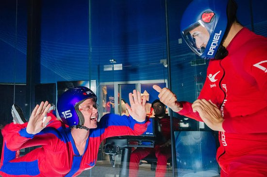 Atlanta Indoor Skydiving Erfahrung