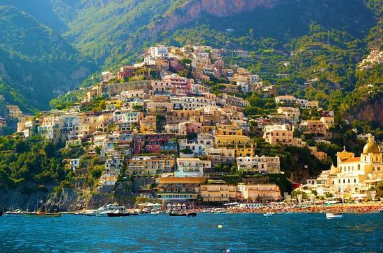 From Rome: Amalfi Coast tour and Boat...