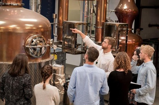 Sipsmith Distillery Tour and Complimentary Tasting