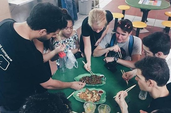Singapore Asian Food Trail- A Mix of...