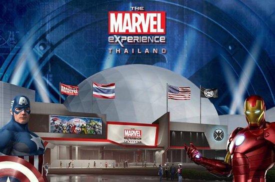 La experiencia de Marvel con...