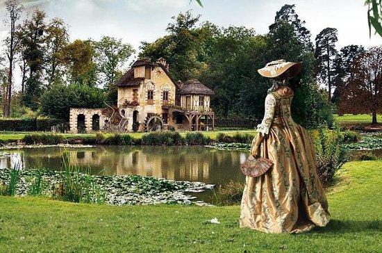 Versailles: Domain of...