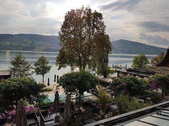 "Meisterschwanden, Switzerland: Vue de la chambre "" Lake "" ."