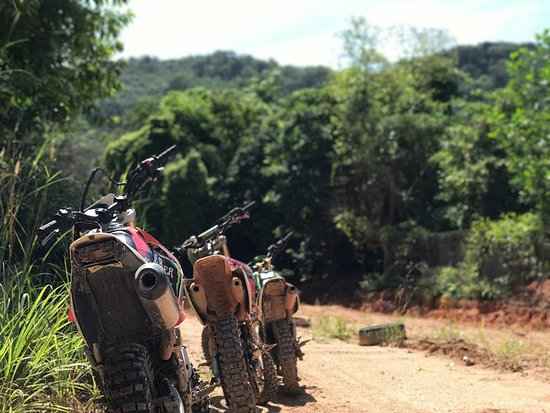 Dirtbike Safari Training Camp Phuket