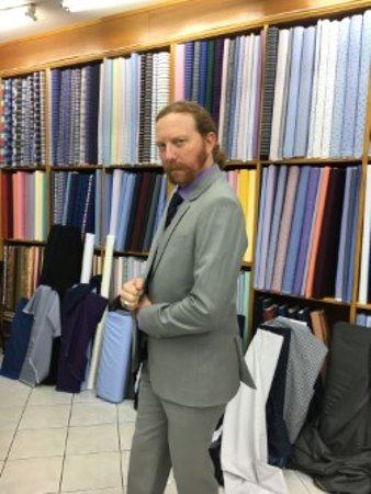 Tito Fashion: neil smith from england .. property dealer