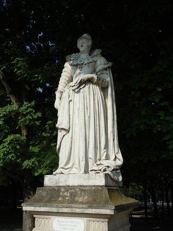Statue de Marie de Medicis