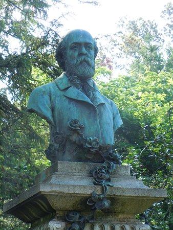 Buste d'Henry Murger