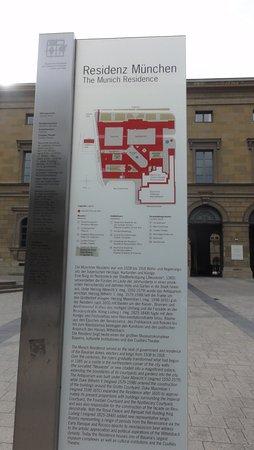Residenz: Info