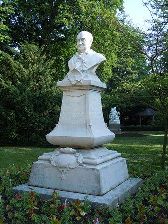 Buste de Sainte Beuve