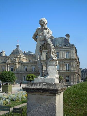 Statue de Marius