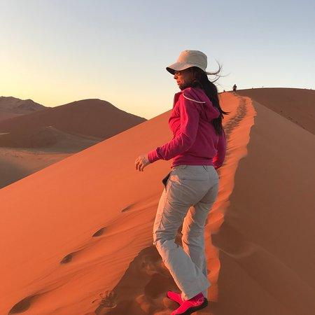 Dune 45: Sunrise
