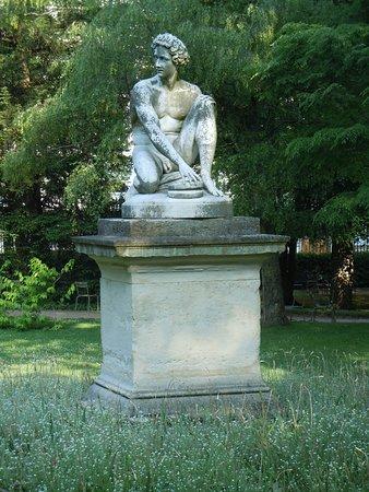 Statue d'Archidamas