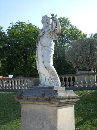 La Statue de Calliope