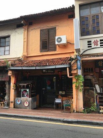 Kocik Kitchen: レストランの入り口