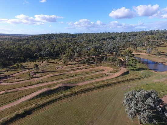 Yarraman, Αυστραλία: Aerial #2