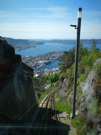 Mount Floyen and the Funicular Φωτογραφία