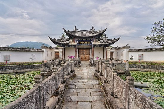Qiluo Wenchang Palace