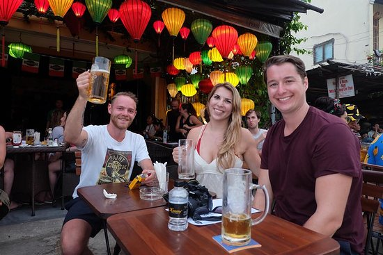 The Shamrock Irish Pub Hoi An: Good times at The Shamrock Hoi An, cheers!