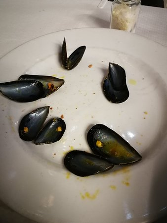 Restaurante La Marinera: Orribile