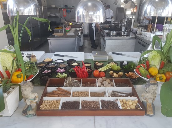 Balinese Cooking Class at The Bale