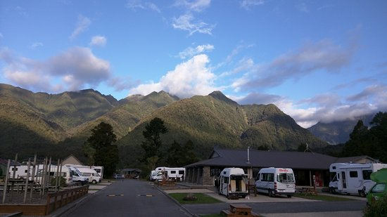 Fox Glacier TOP 10 Holiday Park-billede
