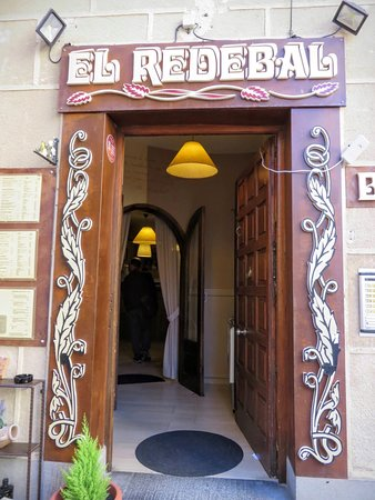 El Redebal: rest